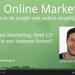 forum-marketing-deel-een